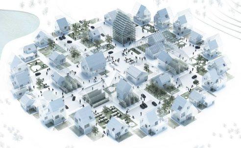 Regen Villages by Effekt