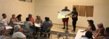 The Geodesign Framework: Prioritizing Community Voices in the Design of Future Recovery After Hurricane María in San Juan