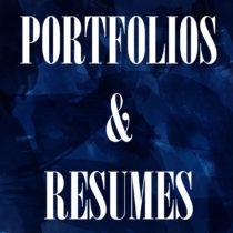 Group logo of Portfolios and Resumes - Design Strategies