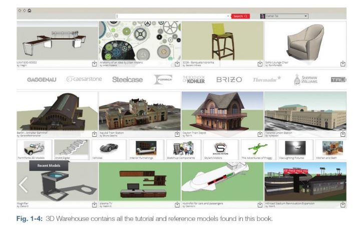 Sketchup for Site Design - Modeling For Landscape Architects