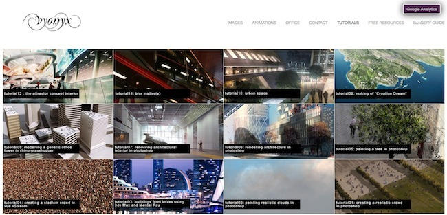 Top 10 Websites for Learning Realistic Landscape