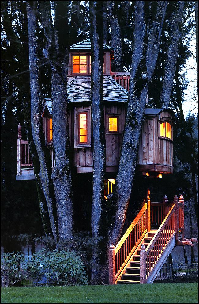 bville treehouse oregon original image credit paul rocheleau