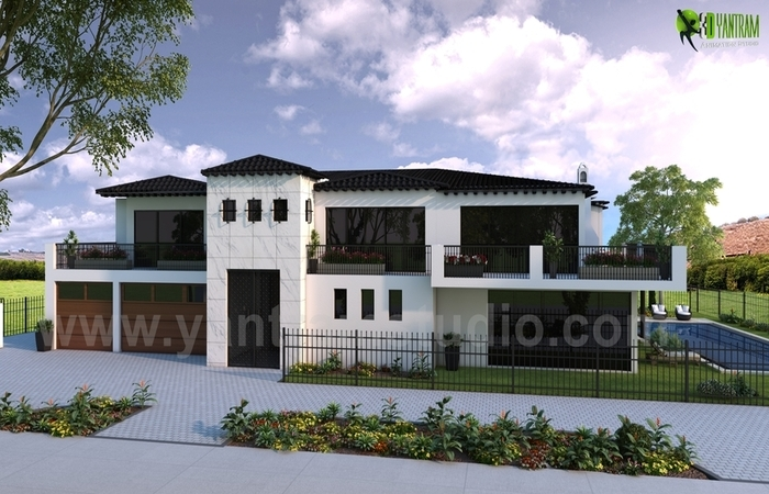 Have a Look of Architectural Design of House