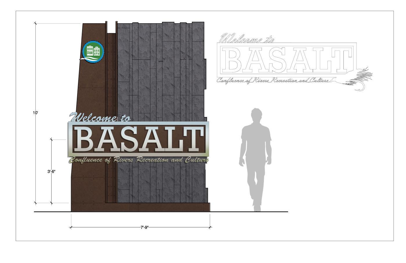 Basalt Monument DD 02-19-14