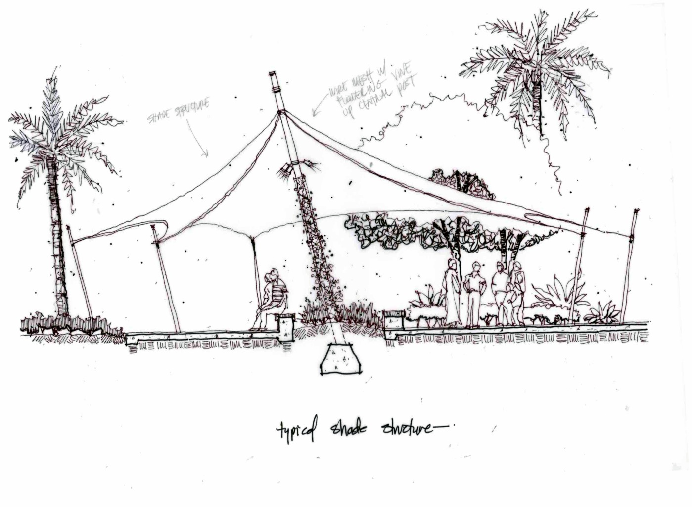 Shade STructure 1