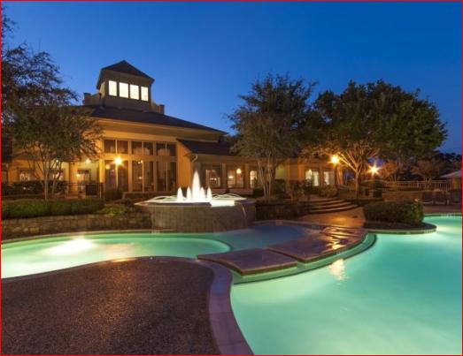 Pool Area - Dallas, Texas