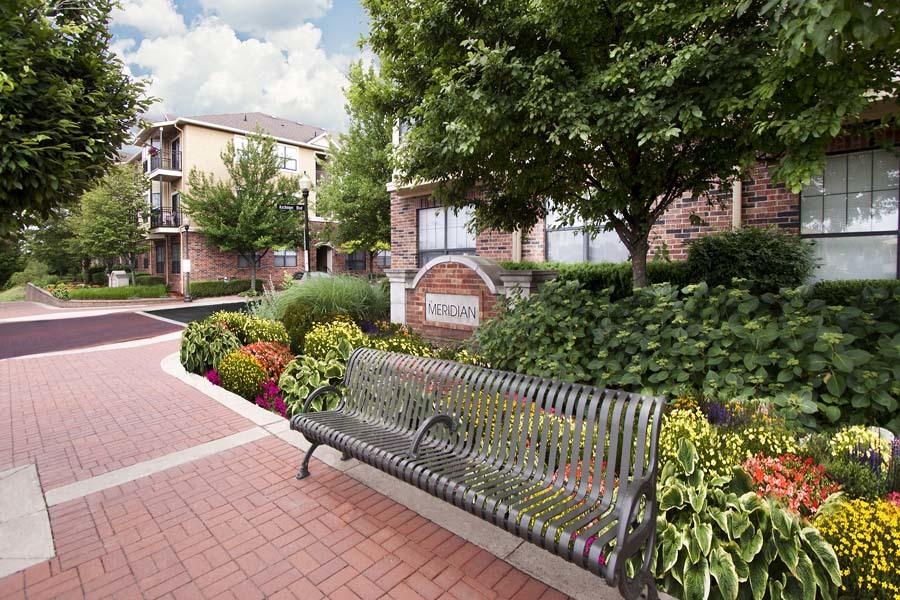 The Meridian - Columbus, Ohio (streetscape)