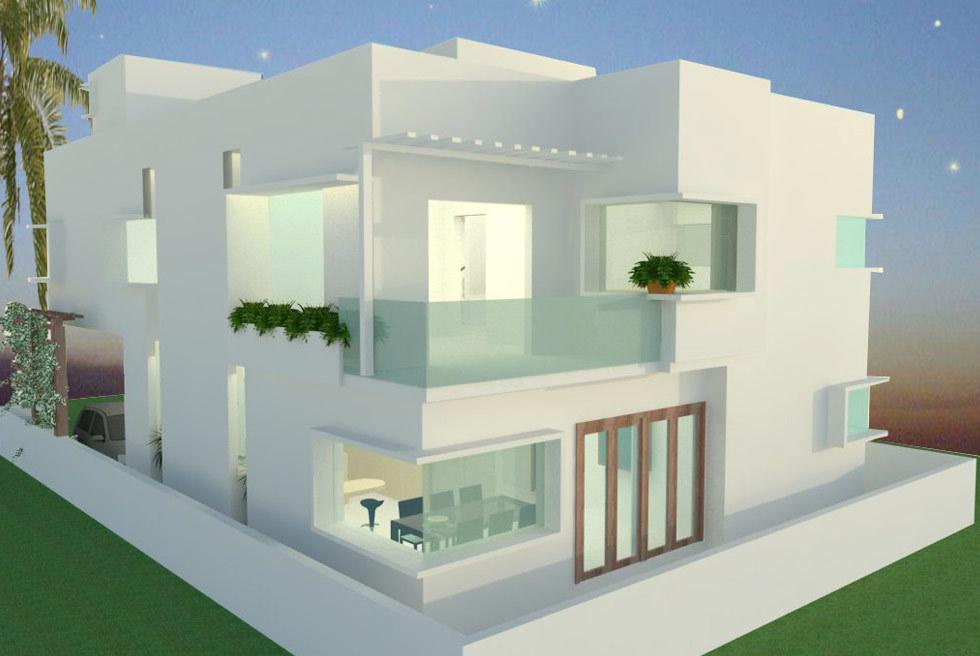 Mayank Residence