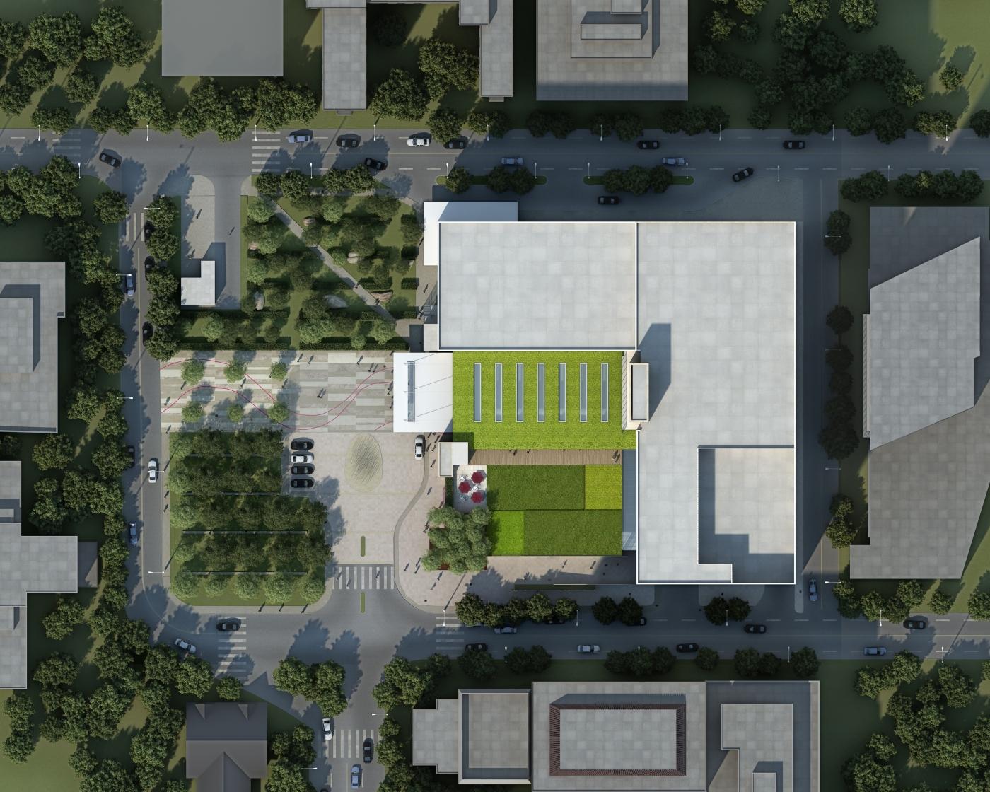 Arklinks Roof Plan 2010.02.05