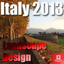 Group logo of Italy Semester Abroad - Fanshawe College Landscape Design